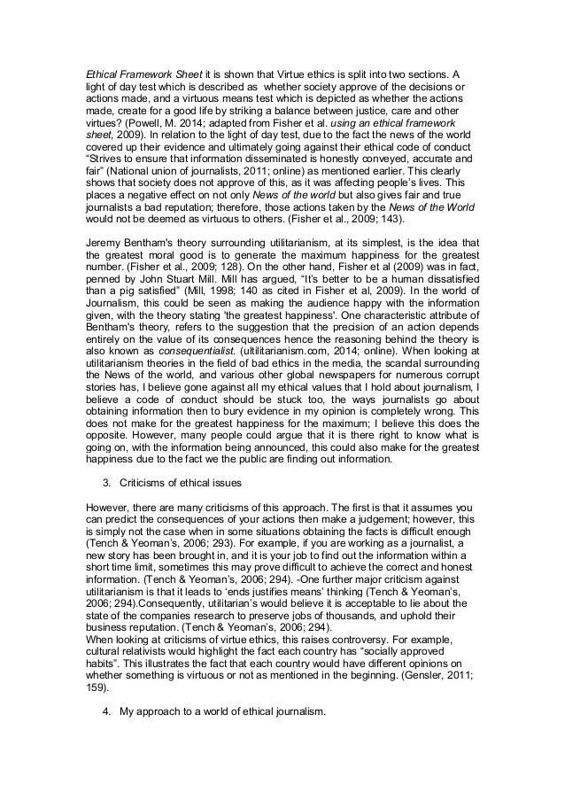 ethics of outsourcing essay Australian computer society | acs code of ethics case studies & related clauses to the code of conduct | july 2012 page 16 case no 16: [5] summary of case in december 1999, ibm-gsa was one of three tenderers for the it outsourcing contract for the departments of health, aged care and the health insurance commission (the health group), along.