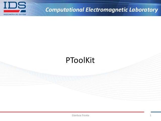 Presentazione_PToolKit