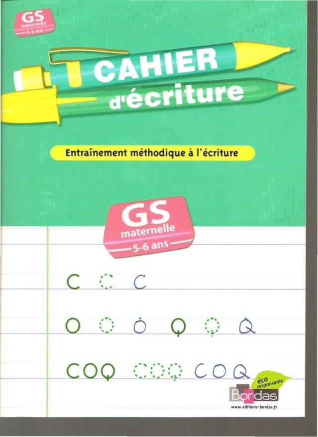 59702739 cahier-d-ecriture-grande-section