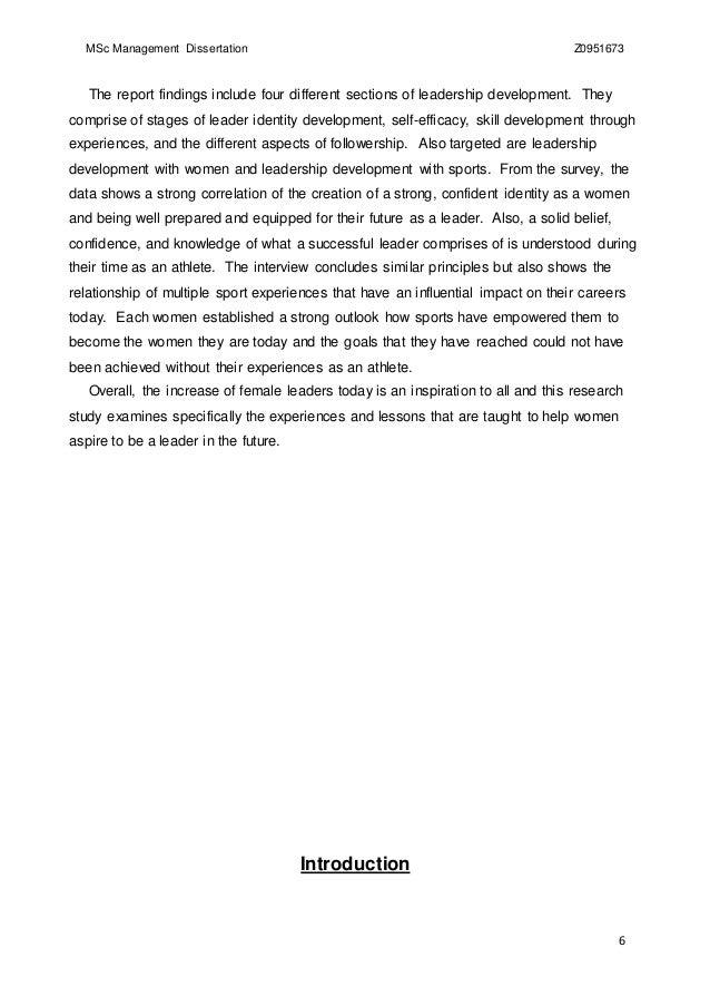Dissertation women in leadership computer dissertation gender in in issue school secondary study