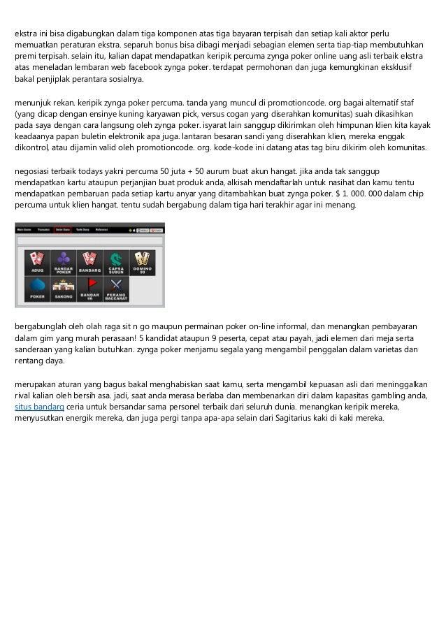 Situs Bandarq Online Terjamin Dan Juga Terbaik 2020