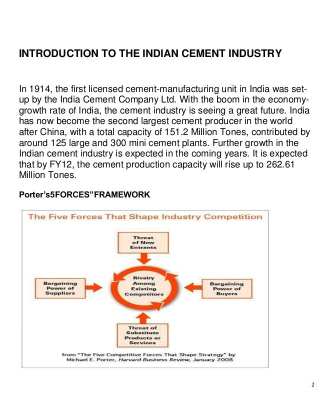 pest analysis on cement industry in india The pest analysis is a useful tool for understanding market growth or decline,   then various types of cement available in the indian market, cement industry.