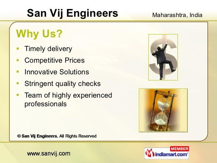 Ultrasonic Flow Meters by San Vij Engineers Pune Slide 3