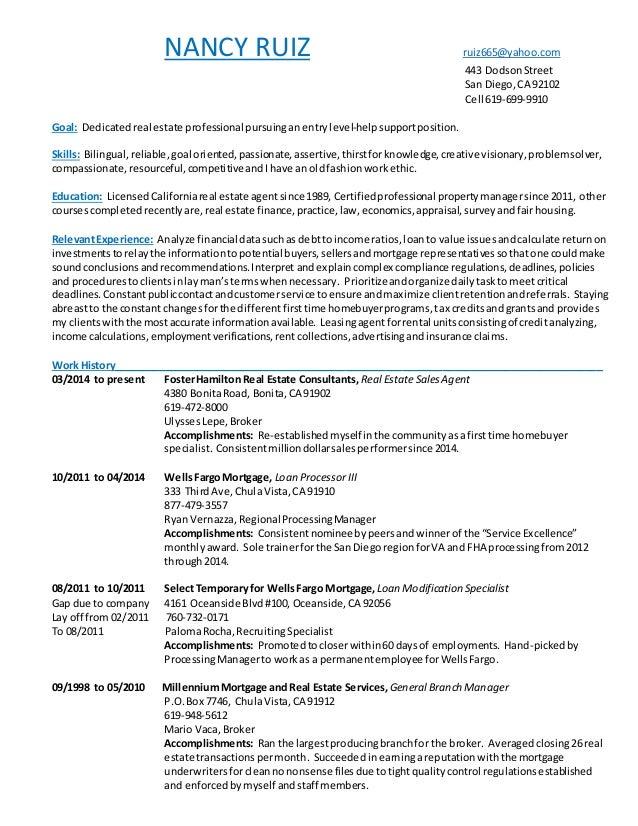 Resume Entry 8-24-16