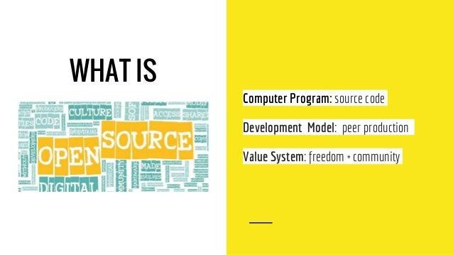 Open Source Software Licenses (for humans) Slide 2