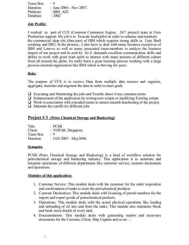 prasad rompalli latest resume