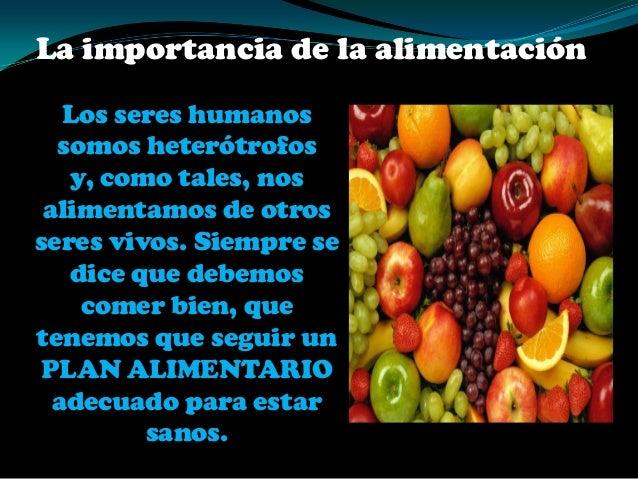 Libro sobre la importancia de la alimentación- 5to. grado A