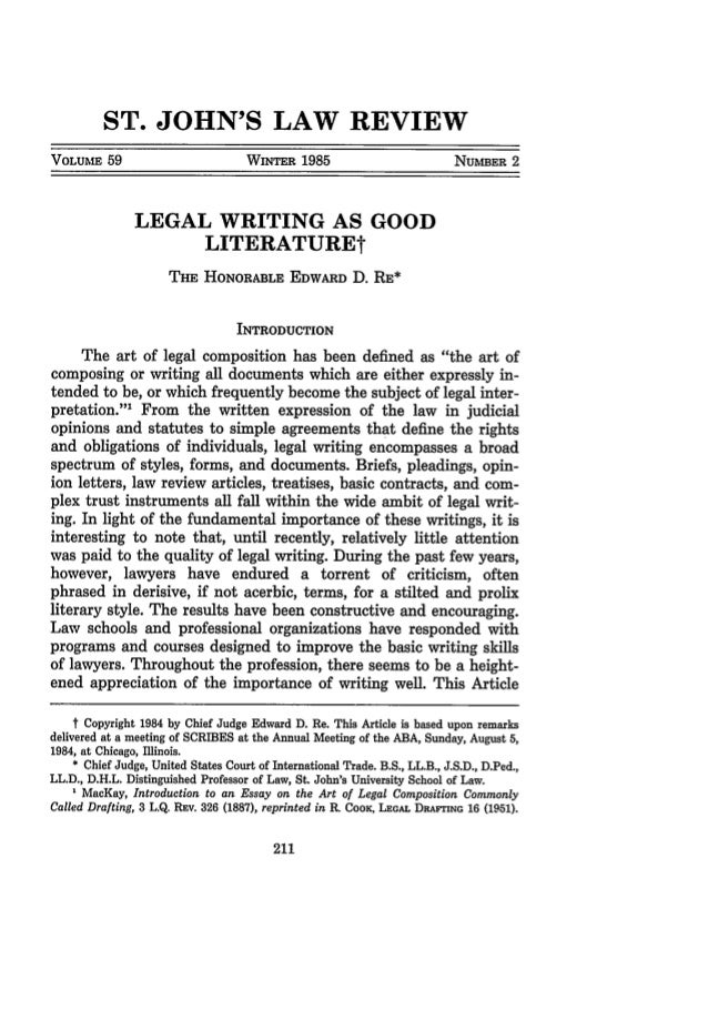 Don't Waste Your Time Writing Law-Review Articles