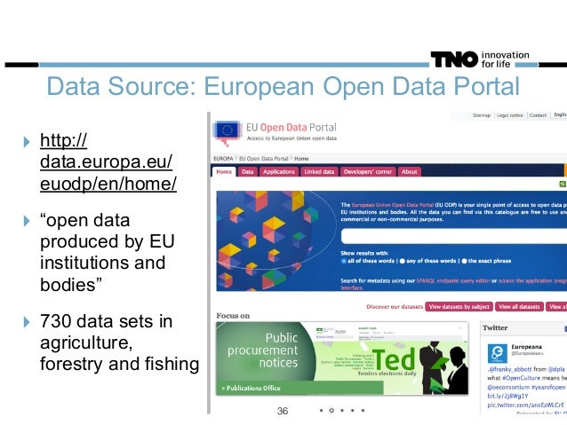 Open Data in Agrifood: A Tutorial