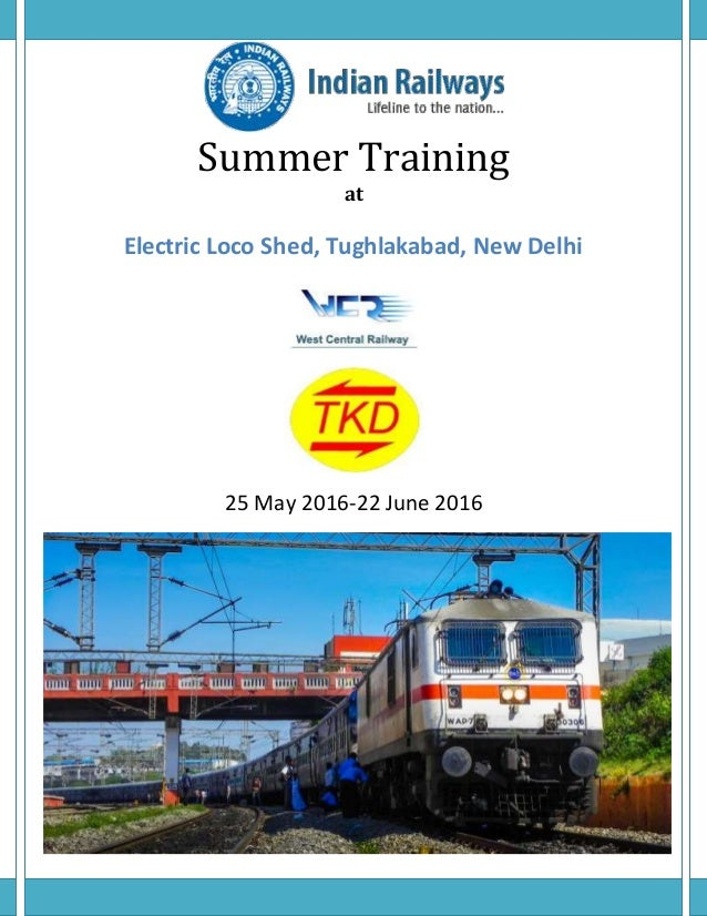 Electric Loco Shed, Tughlakabad, New Delhi