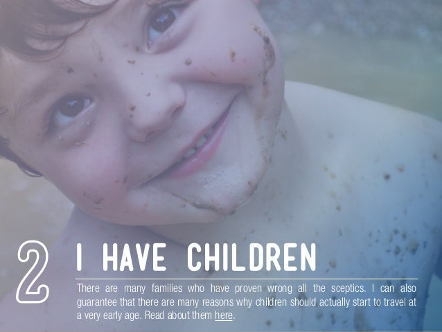 i have children There are many families who have proven wrong all the sceptics. I can also guarantee that there are many r...