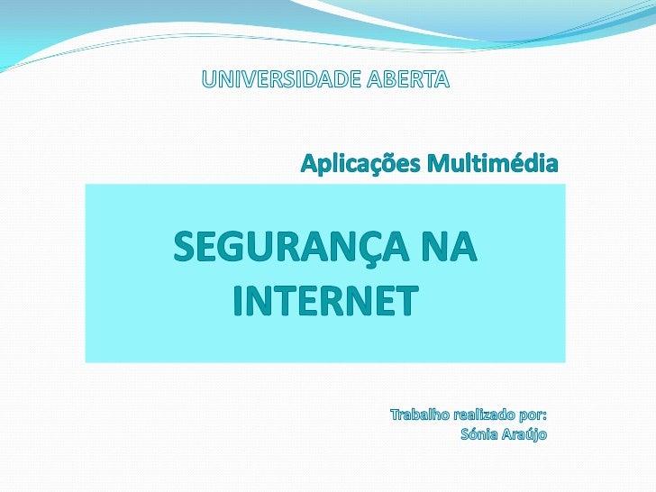 • Introdução• A reter• Inquérito on-line• Programas de controlo parental• Anti-Vírus• Facebook/redes sociais/email• Jogos ...