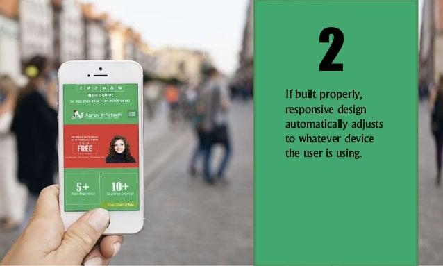 5 Advantages of Responsive Website Design Slide 3