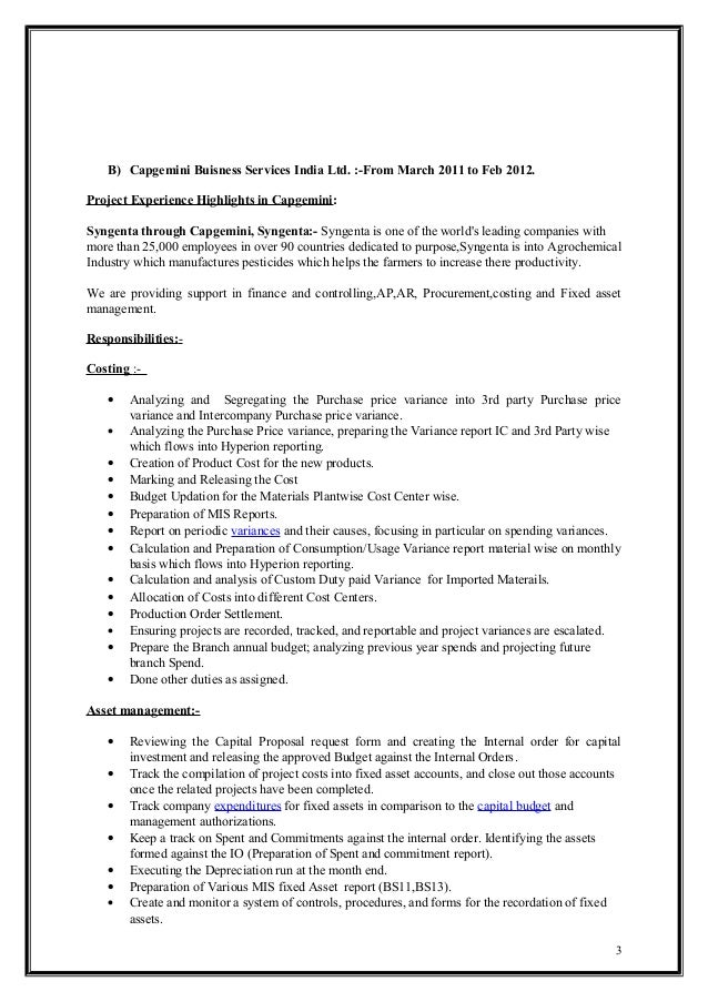 download link in word doc excellent resume sample in one page of ca cs cma llb - Cma Resume Template