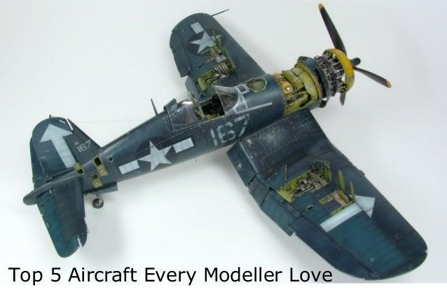 TopTop 5 Aircraft Every Modeller Love 5 Aircraft Every Modeller Love