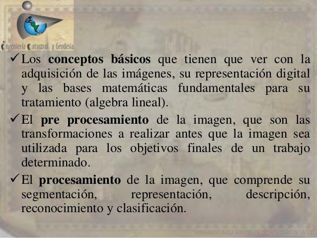 5 Álgebra de imágenes