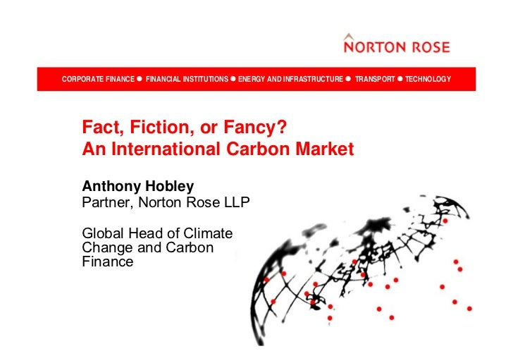 CORPORATE FINANCE   FINANCIAL INSTITUTIONS   ENERGY AND INFRASTRUCTURE   TRANSPORT   TECHNOLOGY         Fact, Fiction, or ...