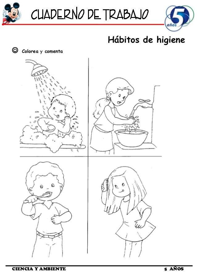 CUADERNO DE TRABAJO DE CIENCIA Y AMBIENTE 5 AÑOS I