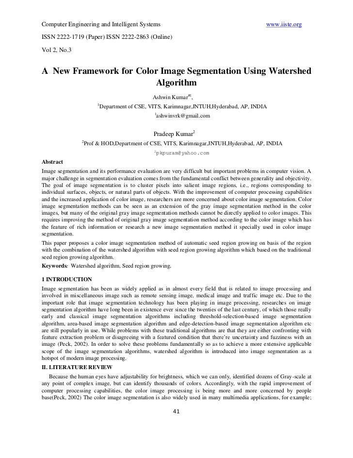 Computer Engineering and Intelligent Systems                                                      www.iiste.orgISSN 2222-1...