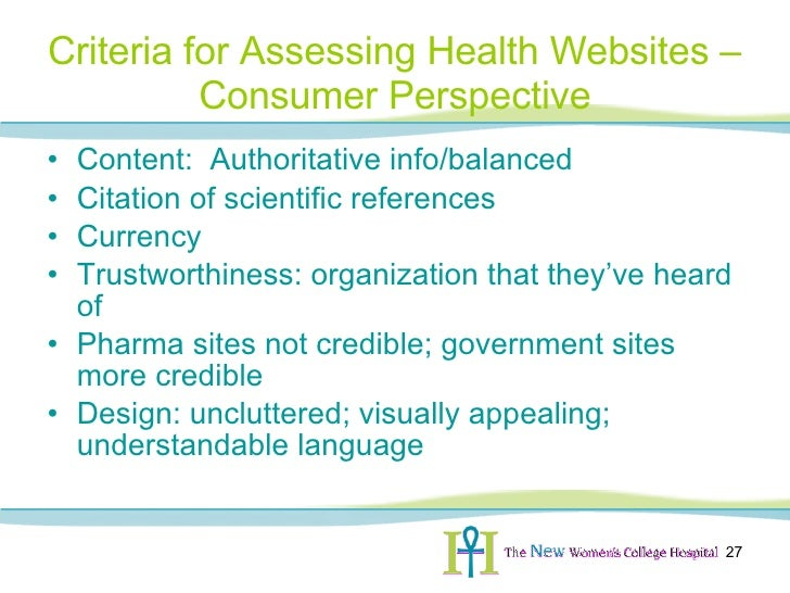 how to evaluate health informatics Purpose of the institutethe institute for health informatics educates students and   includes testing and evaluation of electronic health record systems, design.