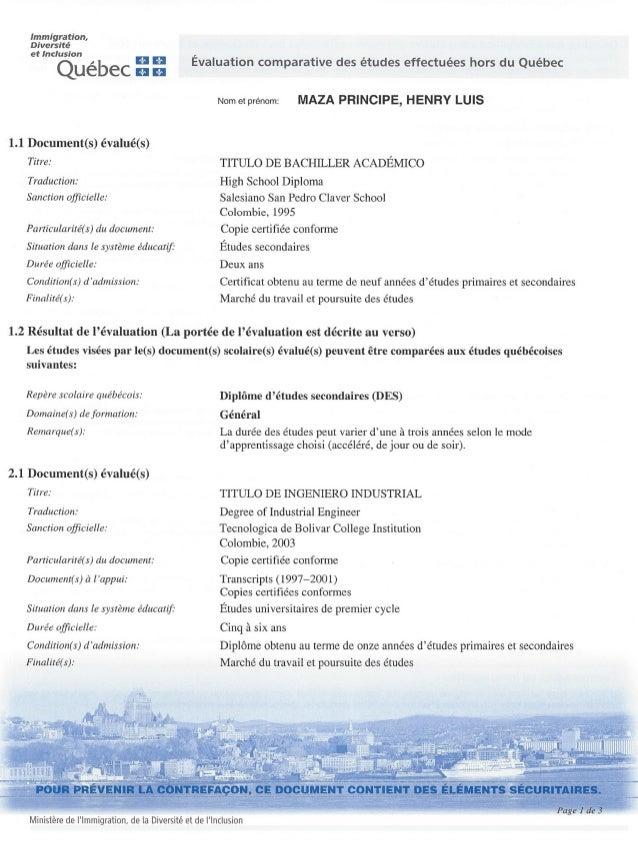Evaluation-Comparative-des-études-hors-Québec-Henry-Maza