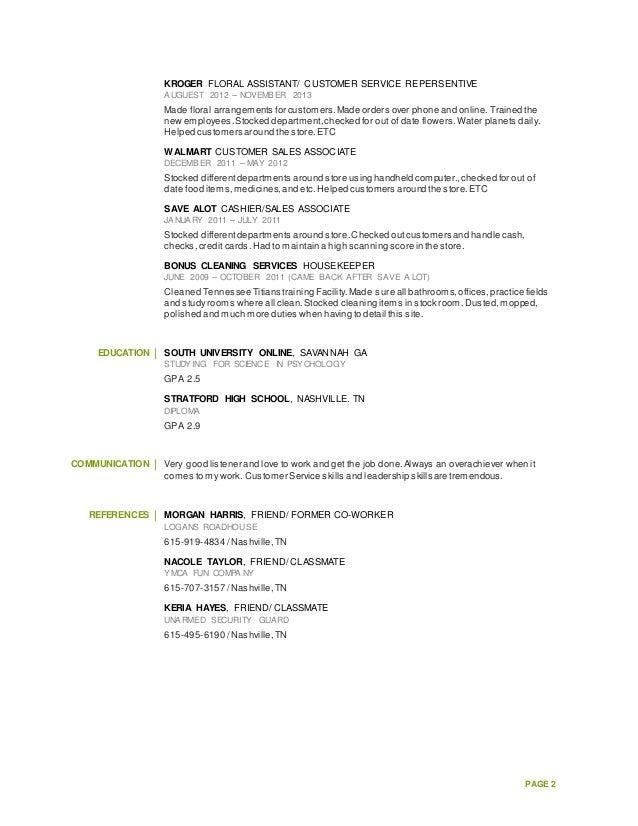 Fredrisha Resume 2016 (2)