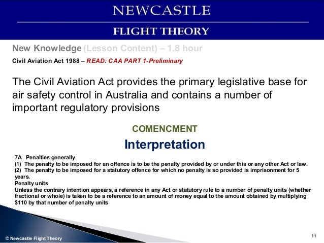 module 10 aviation legislation Industry leading aviation legislation  builds the knowledge and competence of students regarding structure and procedures of aviation legislation (module 10).