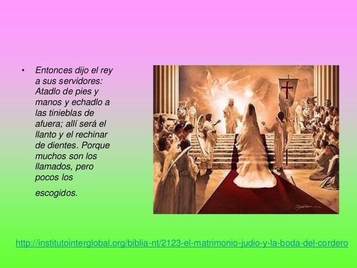 Matrimonio Judio Biblia : Parabola de los invitados a la boda