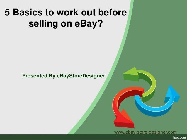 how to make money selling on ebay 2015