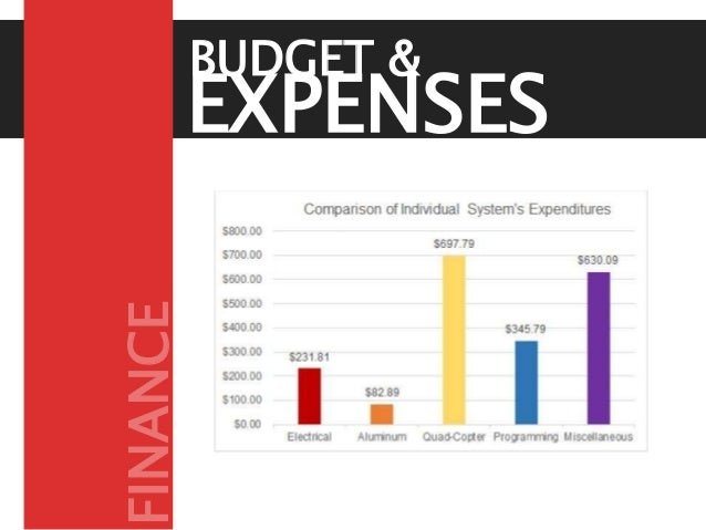 EXPENSES BUDGET & FINANCE