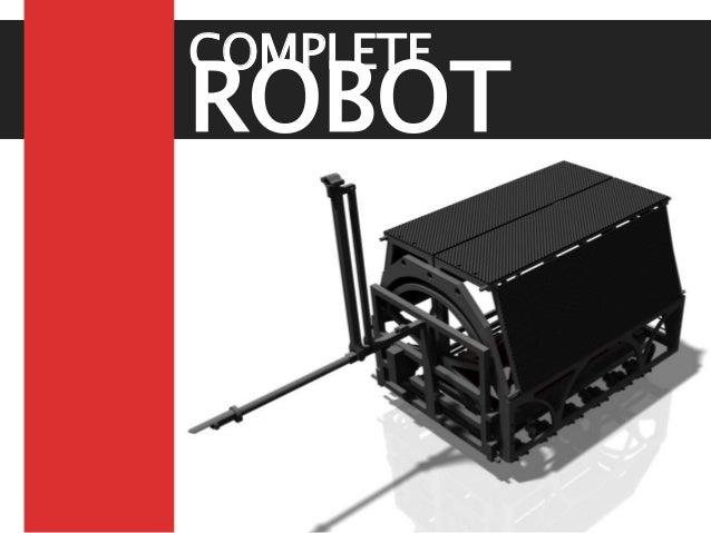 ROBOT COMPLETE