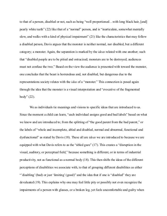 frankenstein major essay Analysis of the themes in frankenstein english literature essay disclaimer: this essay has been submitted by a once example being mary shelley's frankenstein.