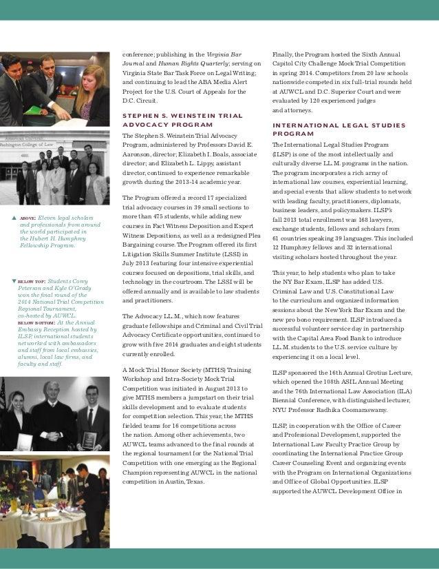 2013-14 Dean's Annual Report