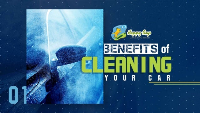 5 Benefits of Cleaning Your Car