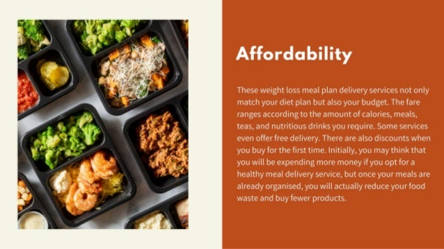 5 benefits of picking a healthy meal plan delivery