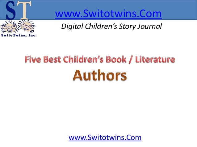 www.Switotwins.Com Digital Children's Story Journal   www.Switotwins.Com