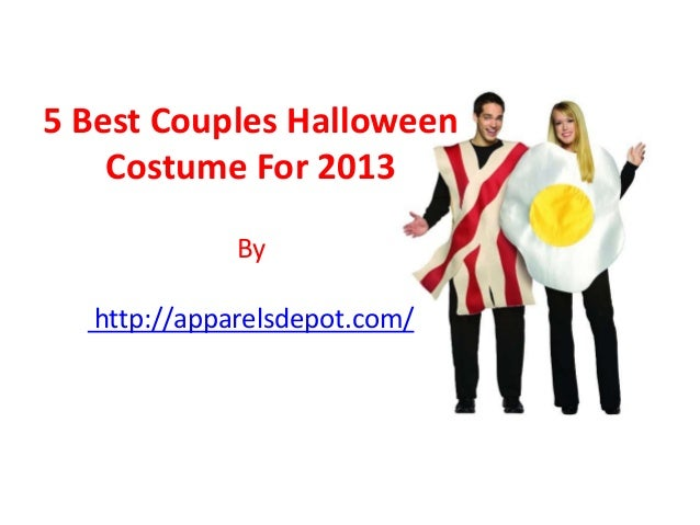5 Best Couples Halloween Costume For 2013 By http://apparelsdepot.com/