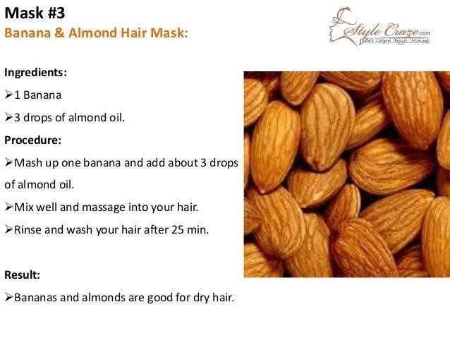 5 Best Homemade Hair Masks