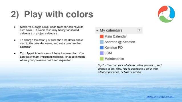 Google Share Calendar With Organization : Best practices for mastering google calendar