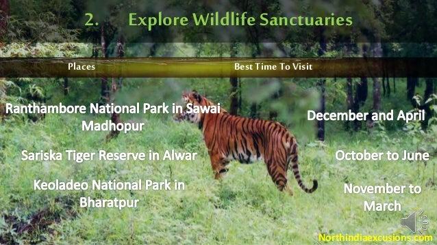 2. ExploreWildlife Sanctuaries Places Best Time To Visit Northindiaexcusions.com