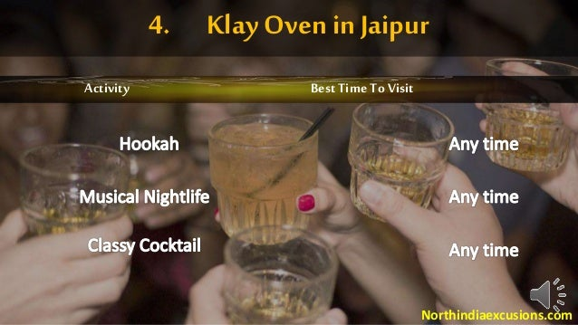 4. KlayOven inJaipur Activity BestTime To Visit Northindiaexcusions.com