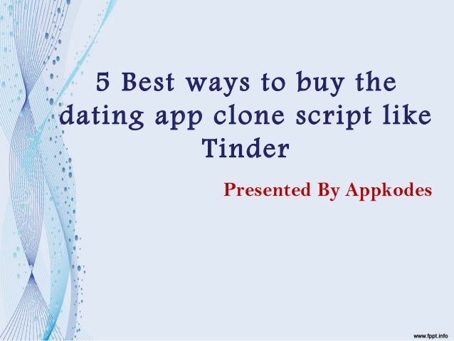 buy dating app