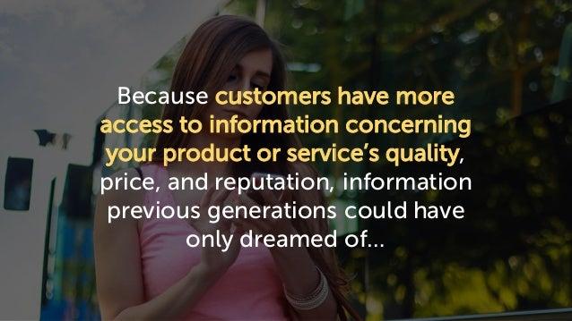 5 Biggest Customer Data Pay-Offs for Ecommerce Leaders Slide 3