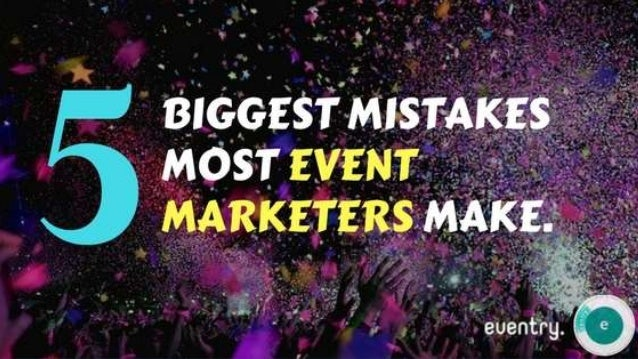 PREVIEW • Event marketing is a combination of strategy that focused on introducing users to business and at the same time ...