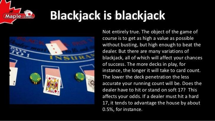 Blackjack dealer friends