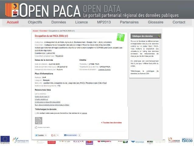 La mise en œuvre du programme régional • Quelques jalons sur 2012/2013 -   23 avril 2012 : commencement du projet euro-méd...