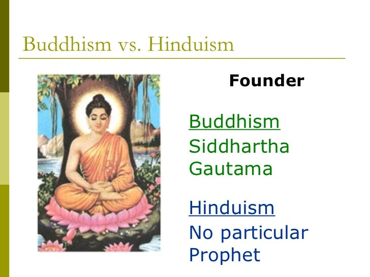 buddism vs hinduism