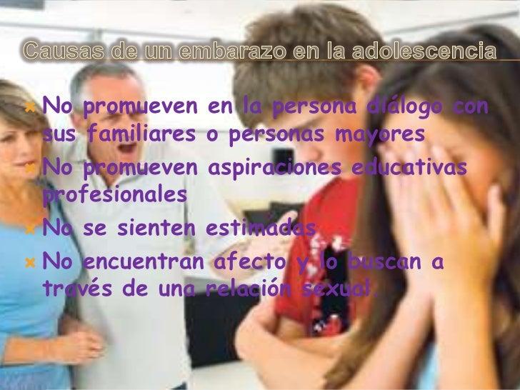  No promueven en la persona diálogo con  sus familiares o personas mayores No promueven aspiraciones educativas  profesi...