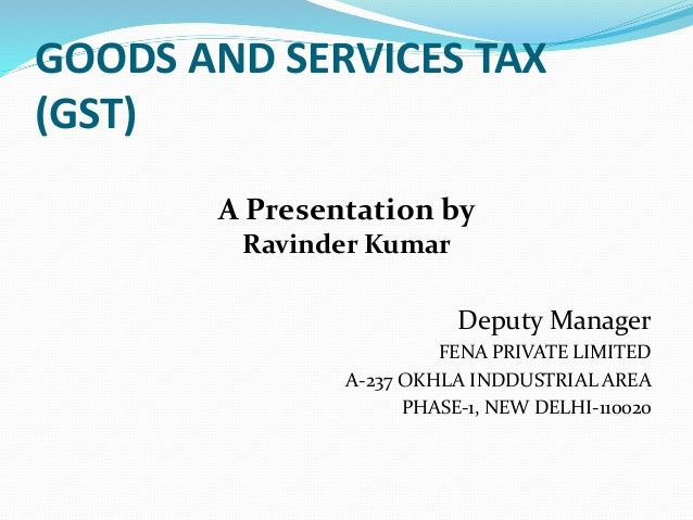 goods and services powerpoint