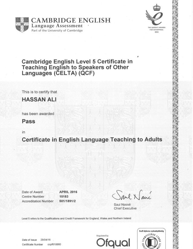 celta certificate slideshare upcoming